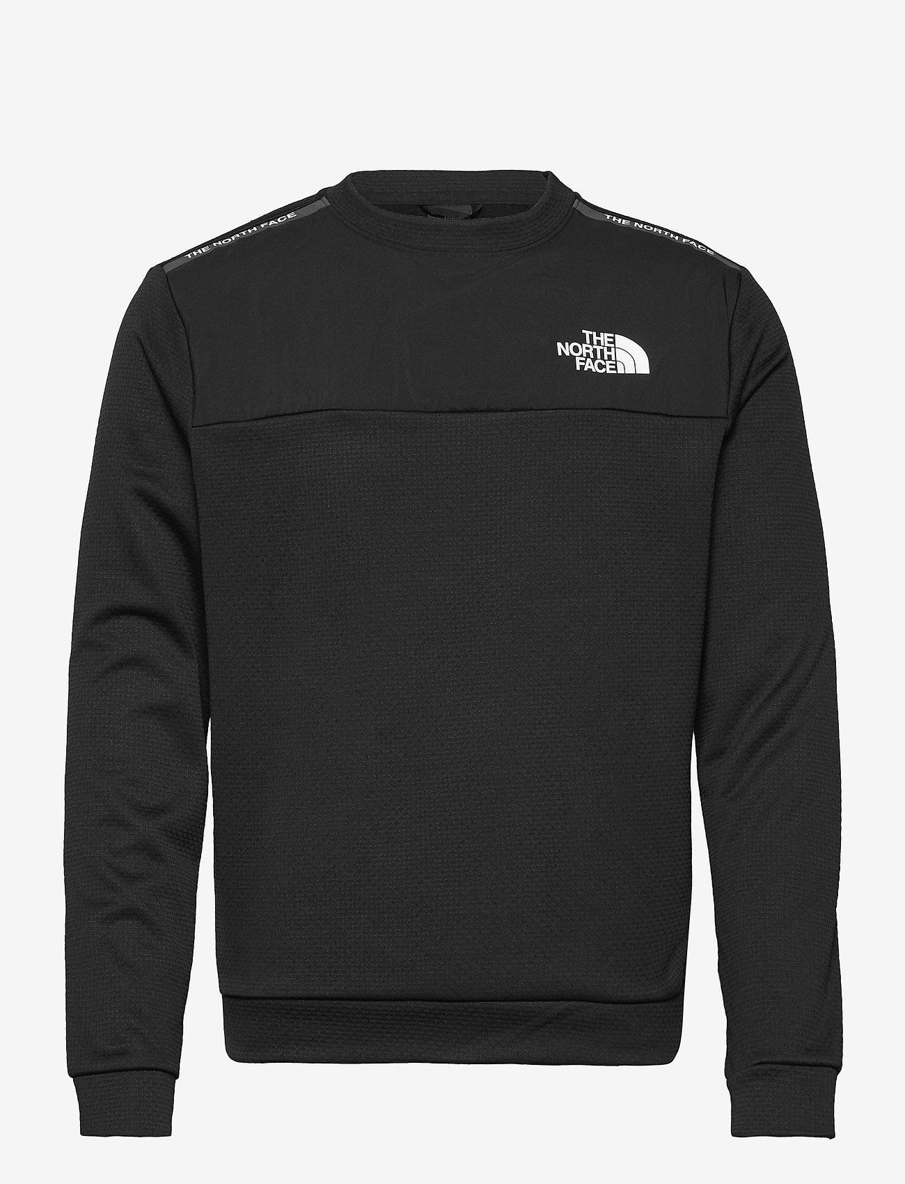 The North Face - M MA CREW - sweats basiques - tnf black - 0
