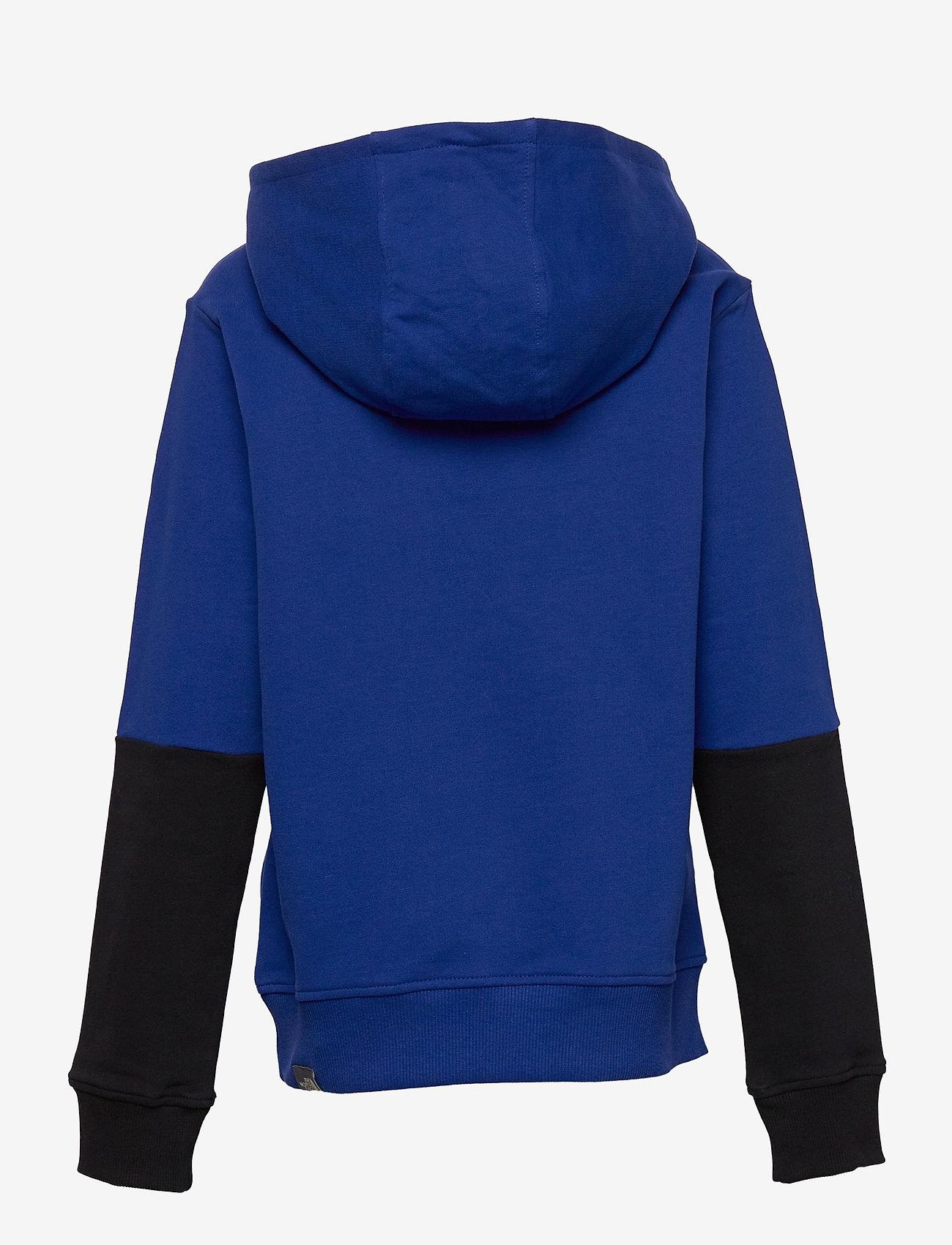 The North Face - Y DREW PEAK LIGHT P/O HOODIE - hoodies - bolt blue - 1