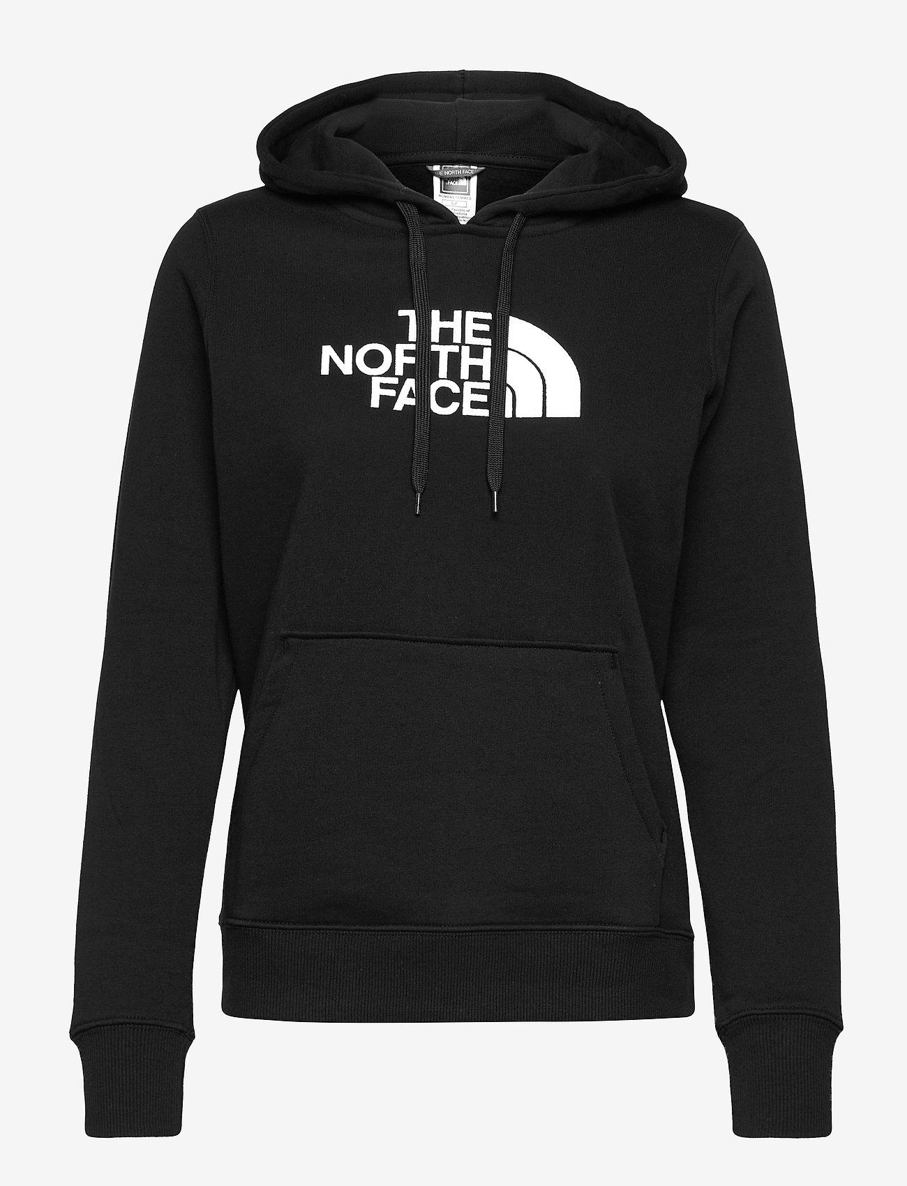 The North Face - W DREW PEAK PULL HD - hættetrøjer - tnf black - 0