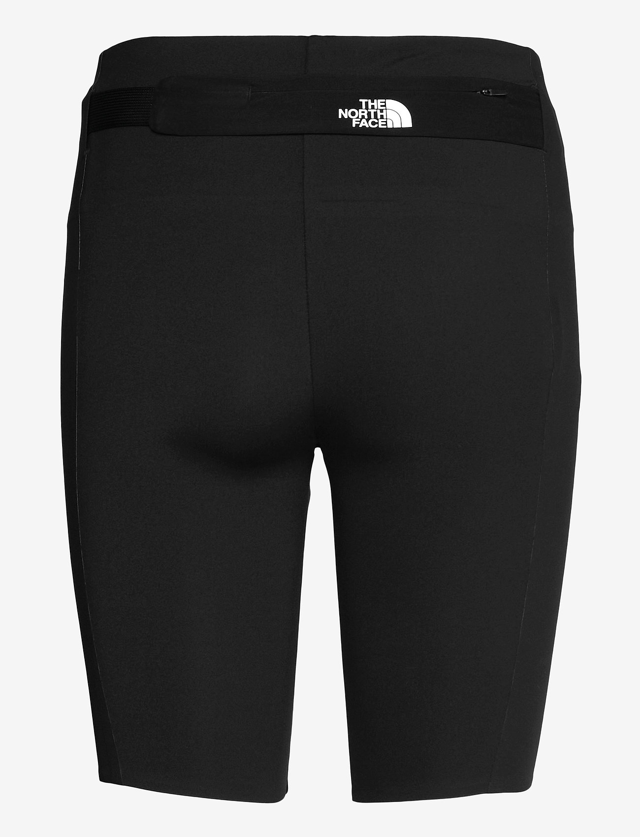 The North Face - W WAIST PACK SHORT - wandel korte broek - tnf black - 1