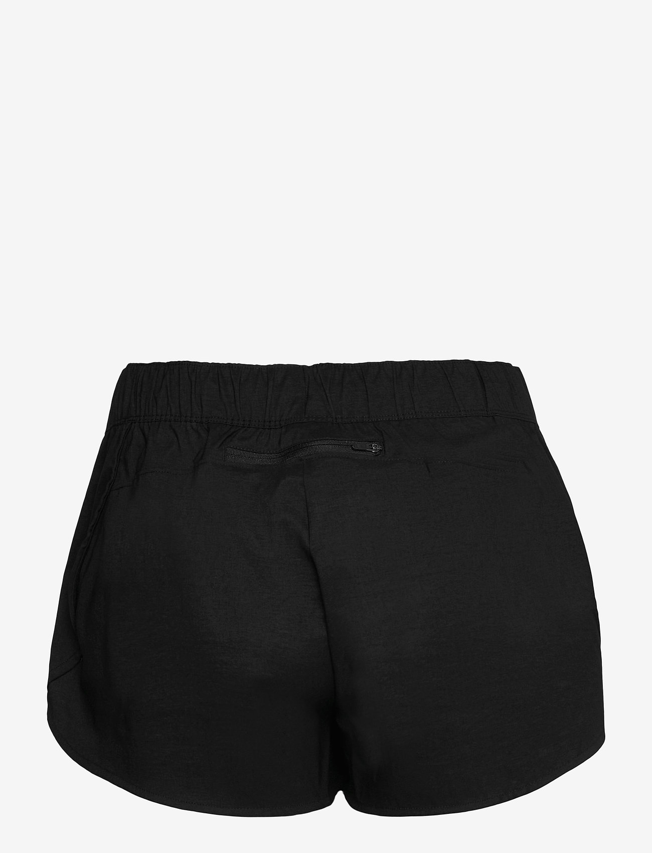 The North Face - W CLASS V MINI SHORT - wandel korte broek - tnf black - 1