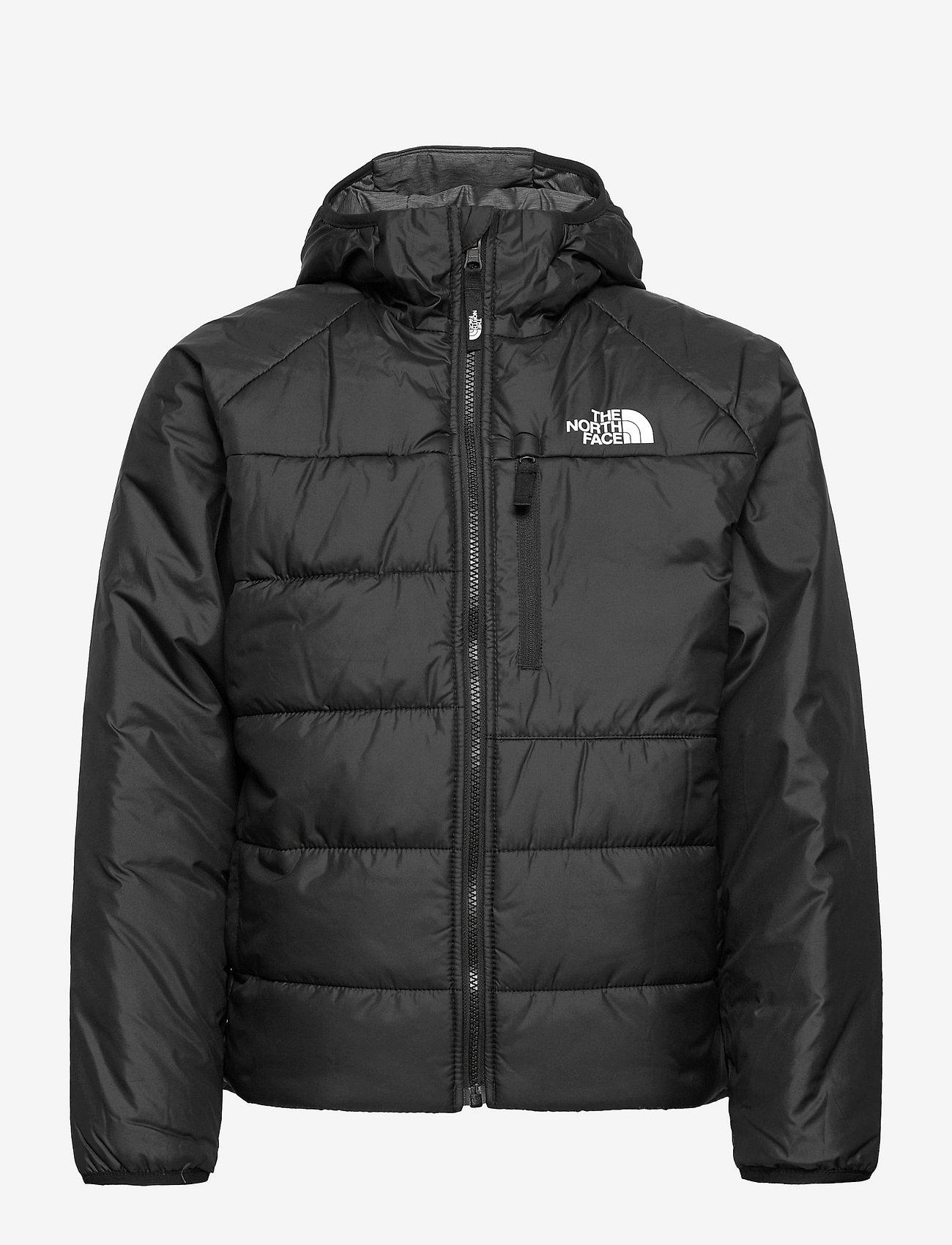 The North Face - B RVRSBL PERRITO JKT - geïsoleerde jassen - tnf black - 0