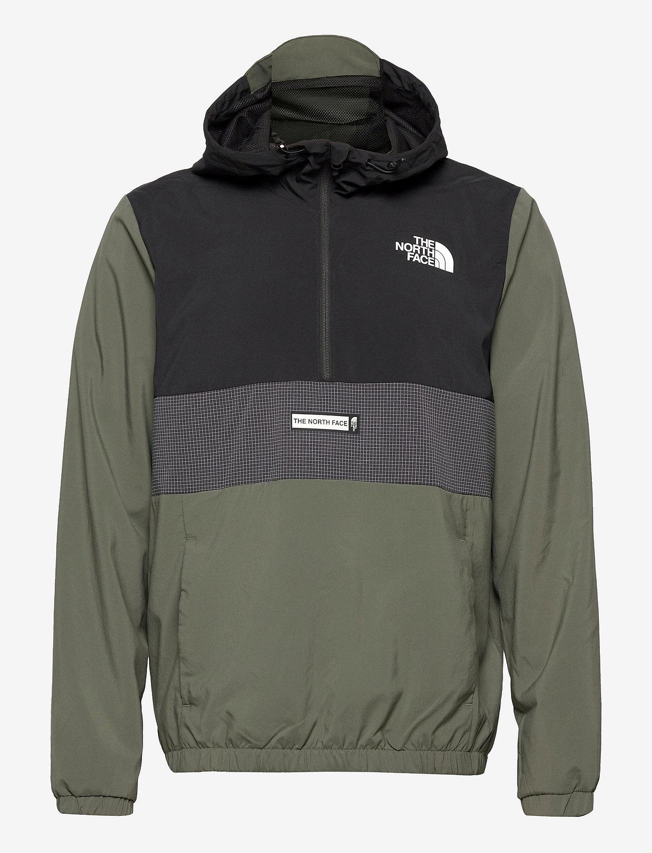 The North Face - M MA WIND JKT - EU - vestes d'extérieur et de pluie - thyme - 0