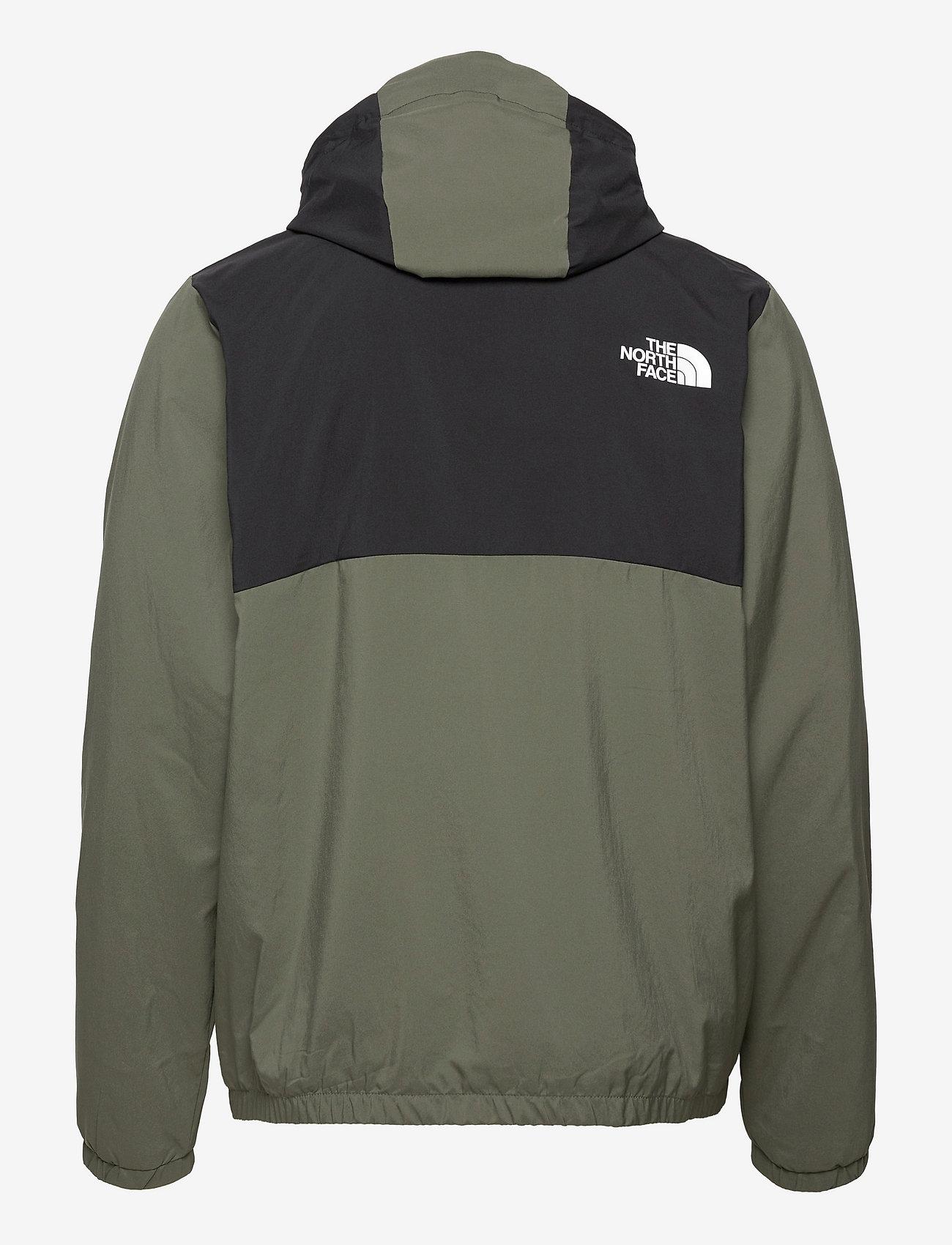 The North Face - M MA WIND JKT - EU - vestes d'extérieur et de pluie - thyme - 1