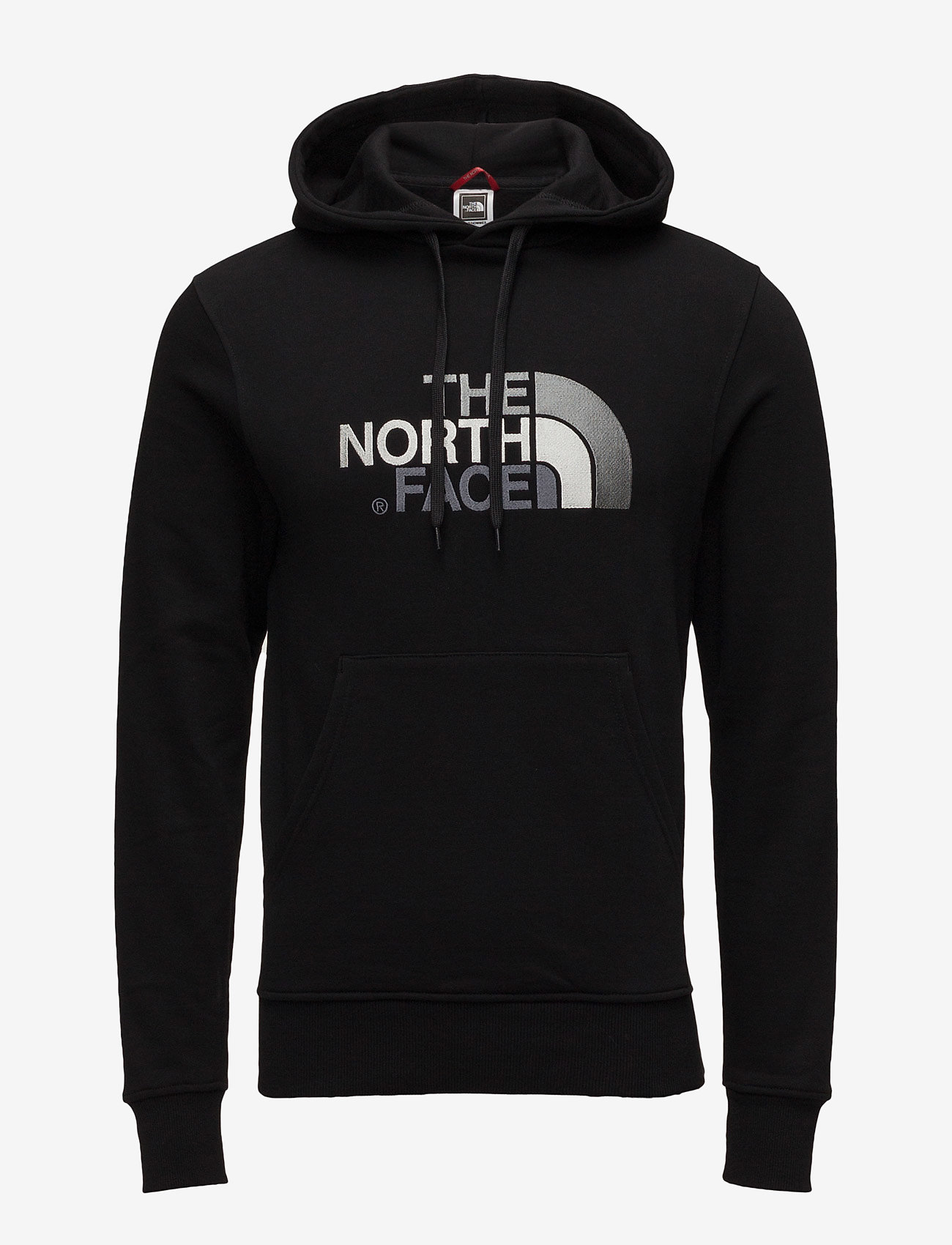 The North Face - M DREW PEAK PLV HD - džemperi ar kapuci - tnf blk/tnf blk - 0