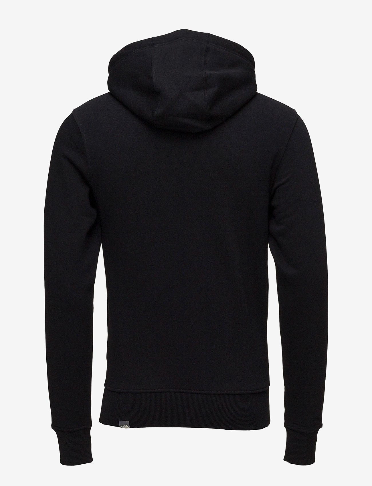 The North Face - M DREW PEAK PLV HD - džemperi ar kapuci - tnf blk/tnf blk - 1