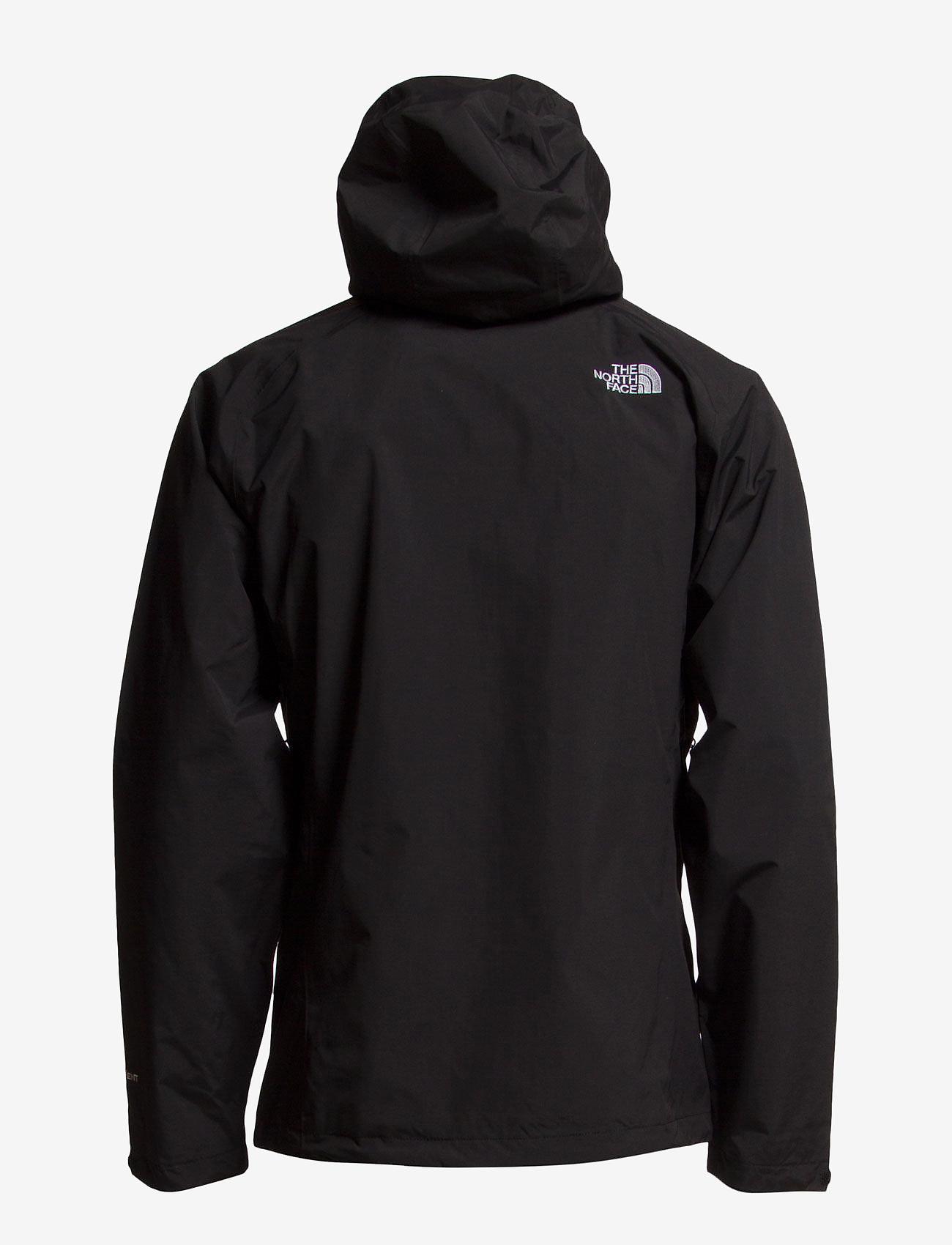 The North Face - M STRATOS JACKET - kurtki turystyczne - tnf black - 1