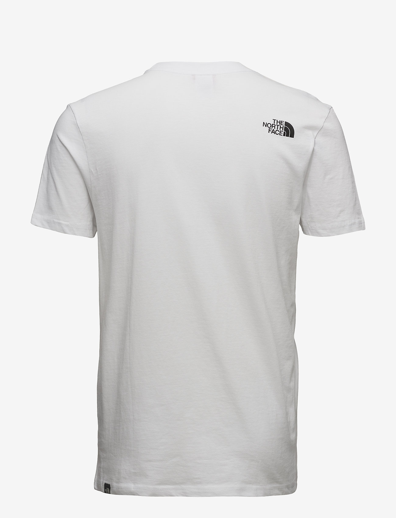 The North Face - M S/S EASY TEE - t-shirts à manches courtes - tnf white - 1
