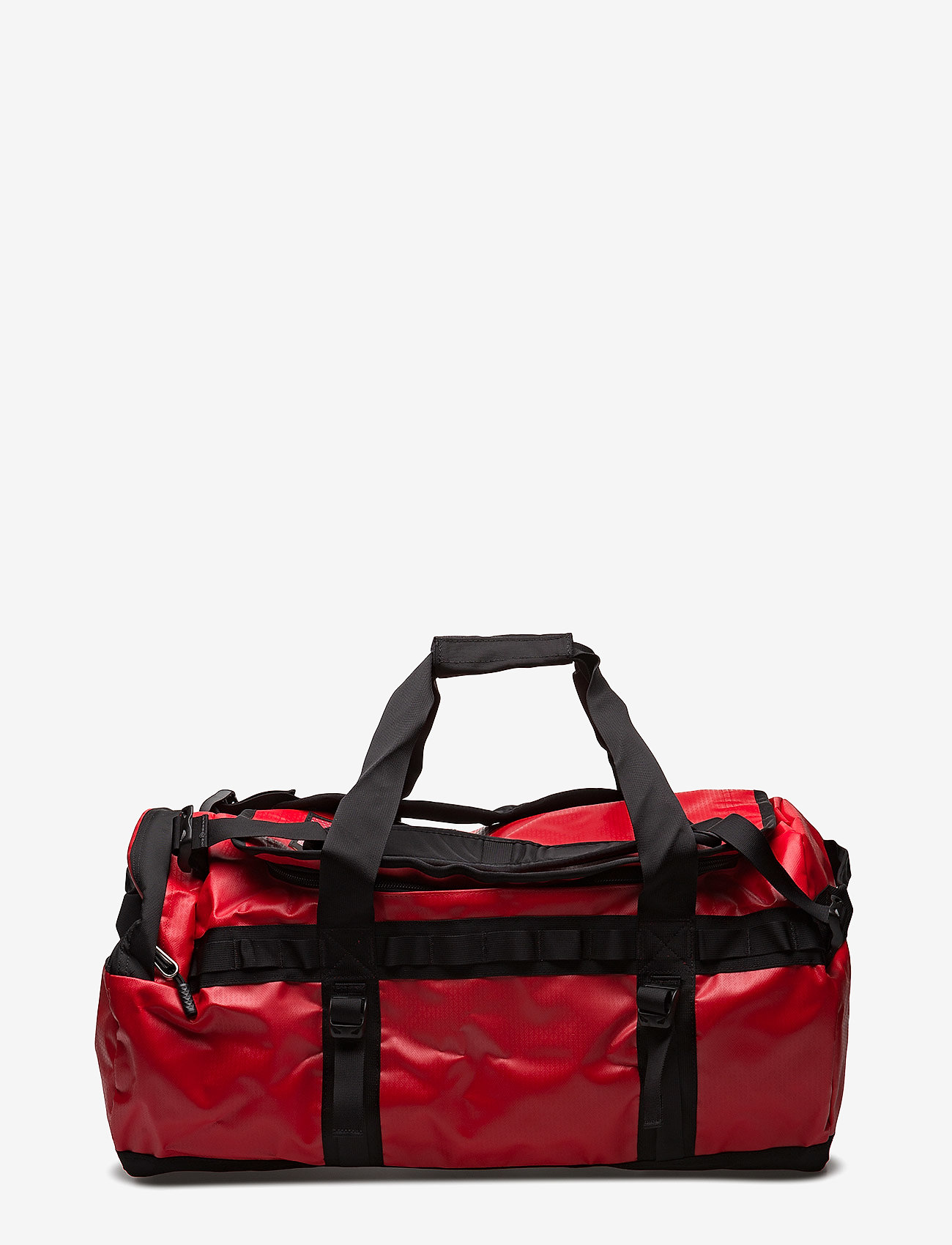 The North Face - BASE CAMP DUFFEL - M - salilaukut - tnf red-tnf black - 1