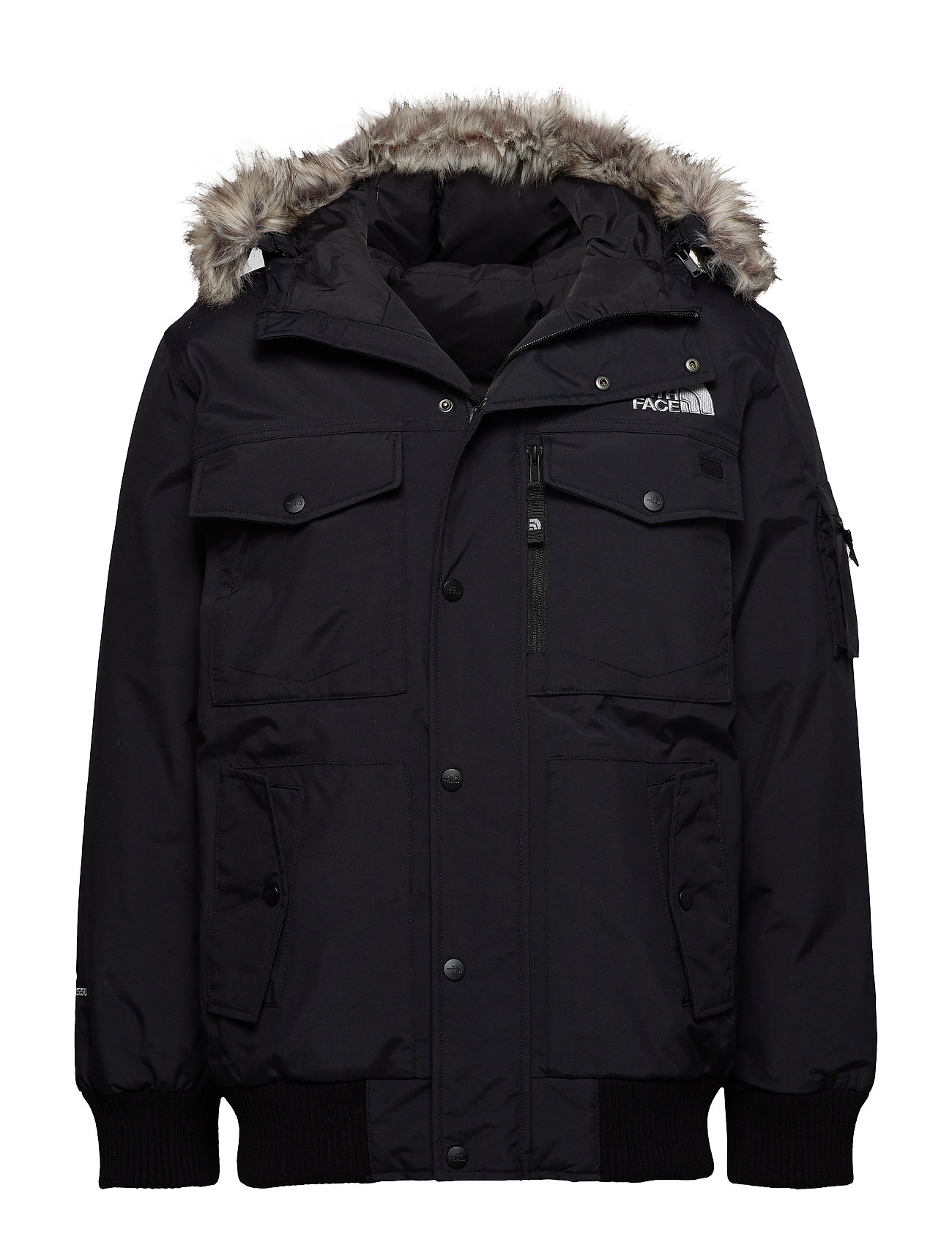 The North Face M GOTHAM JACKET - TNF BL/HI RI GR