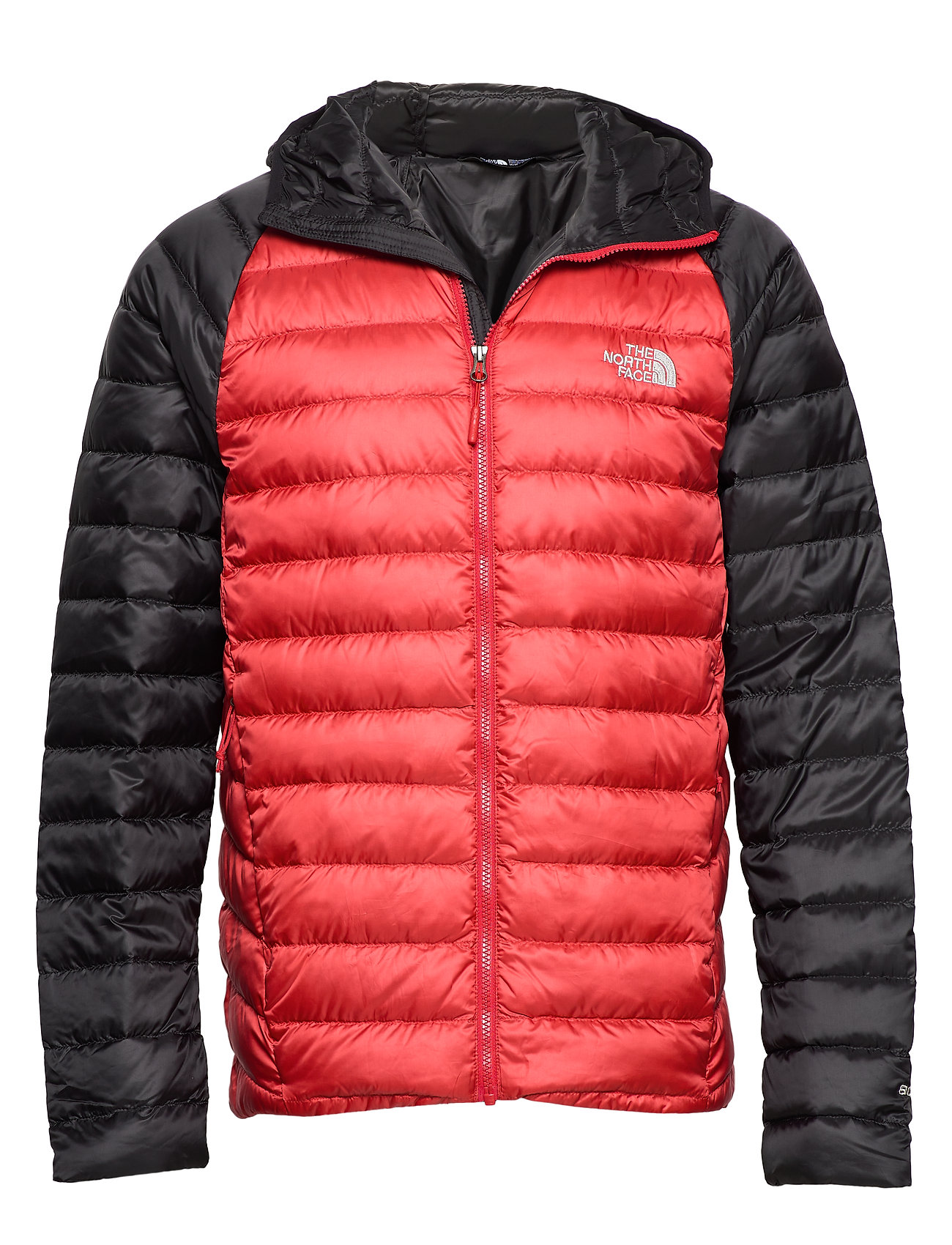 The North Face M TREVAIL HOODIE - TNF RED/TNF BLA