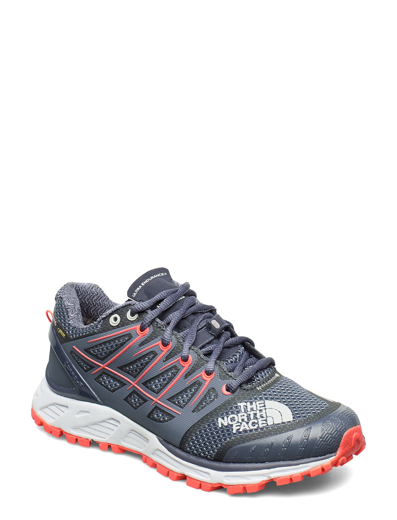 The North Face W U Endurance Ii Gtx Shoes Sport Shoes Running Shoes Grå The North Face