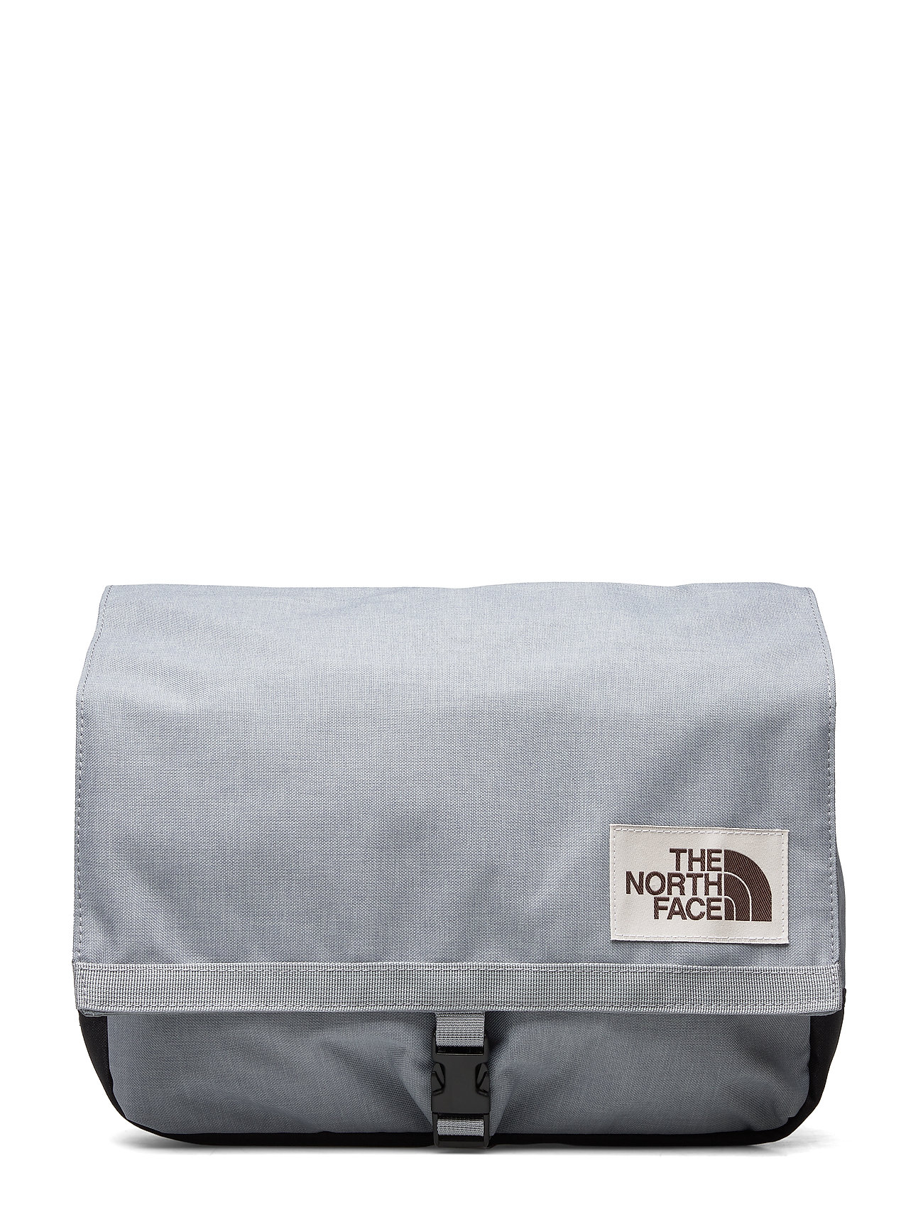 The North Face BERKELEY SATCHEL - MDGRYLTH/TNFBLH