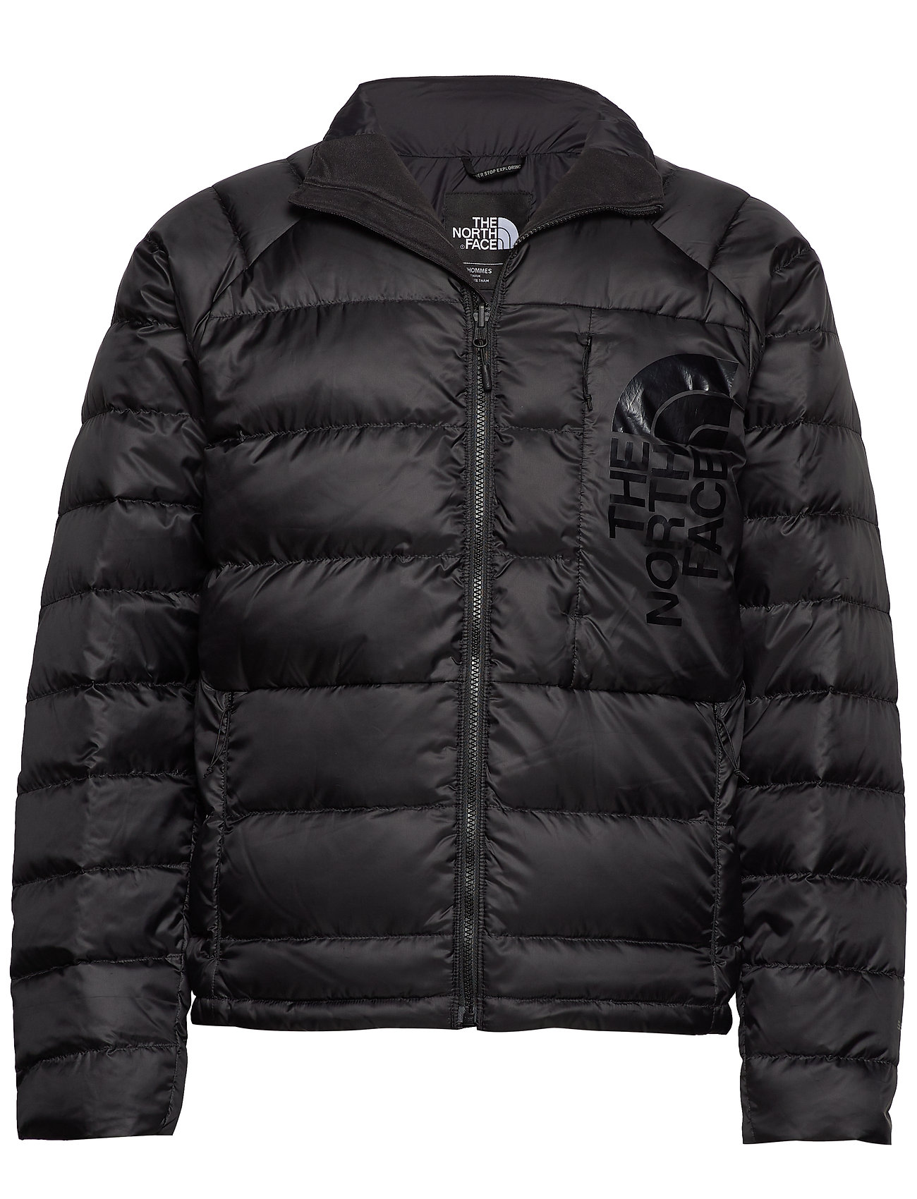 The North Face M PEAKFRONTIER II JA - TNF BLACK