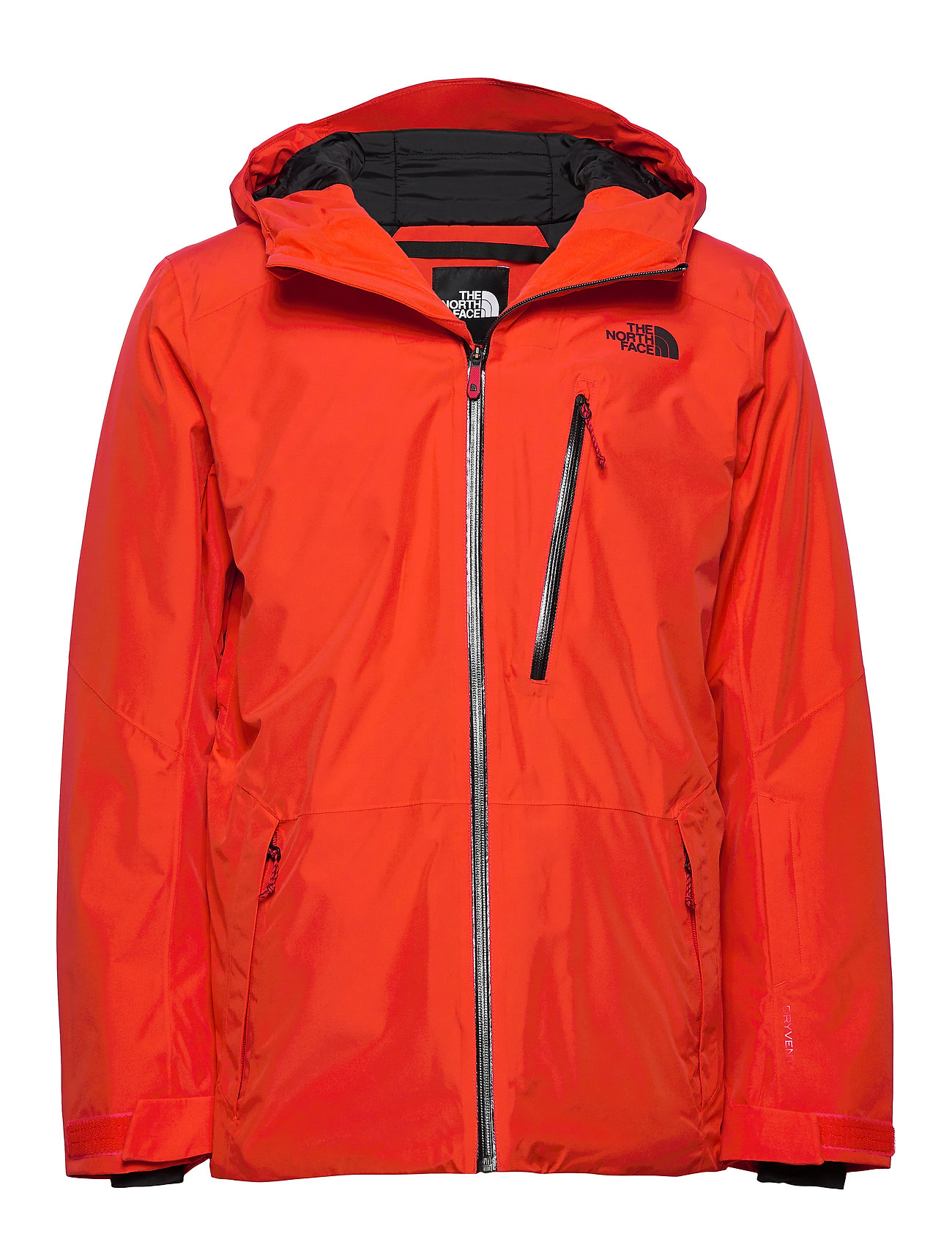 The North Face M DESCENDIT JKT - FIERY RED
