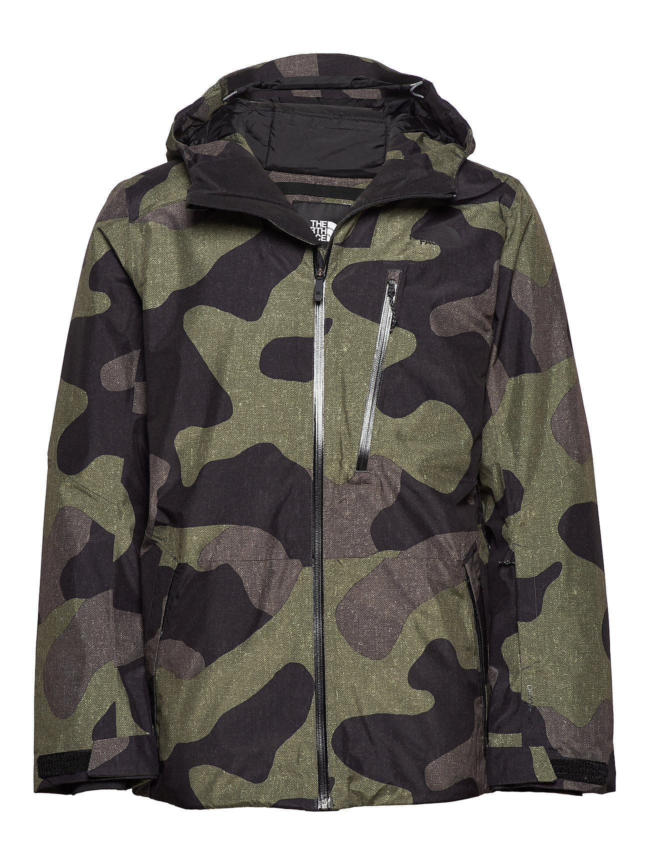 The North Face M Descendit Jkt Outerwear Sport Jackets Grön The North Face