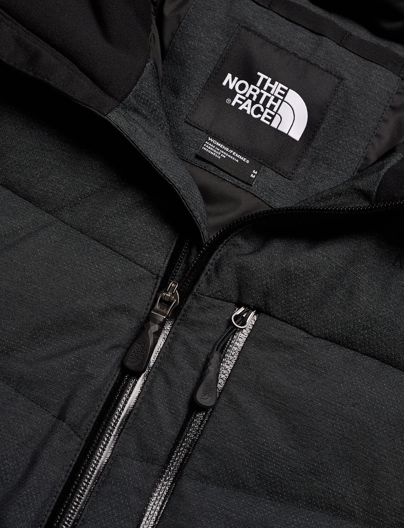 The North Face W BLITHEDALE D JKT - Kurtki i Płaszcze TNF BLACK - Kobiety Odzież.