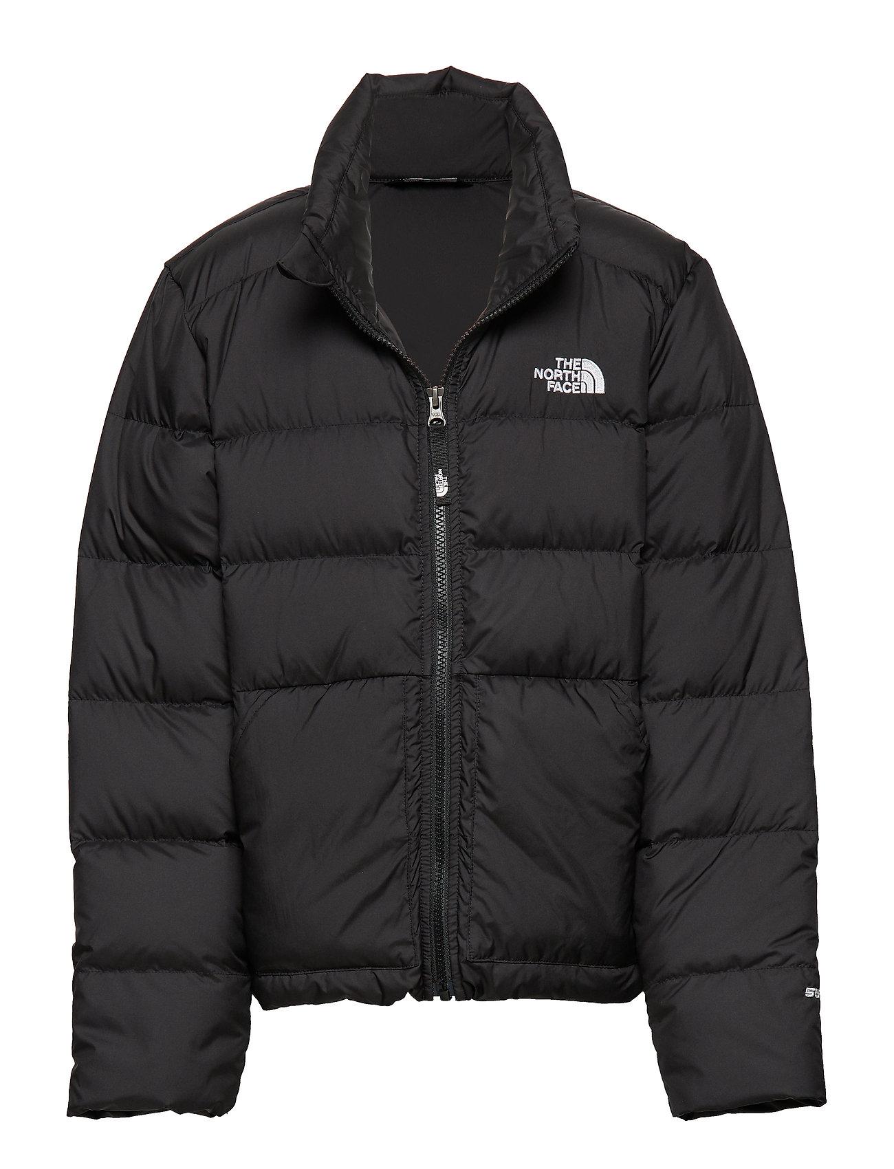G Andes Down Jacket Foret Jakke Sort The North Face