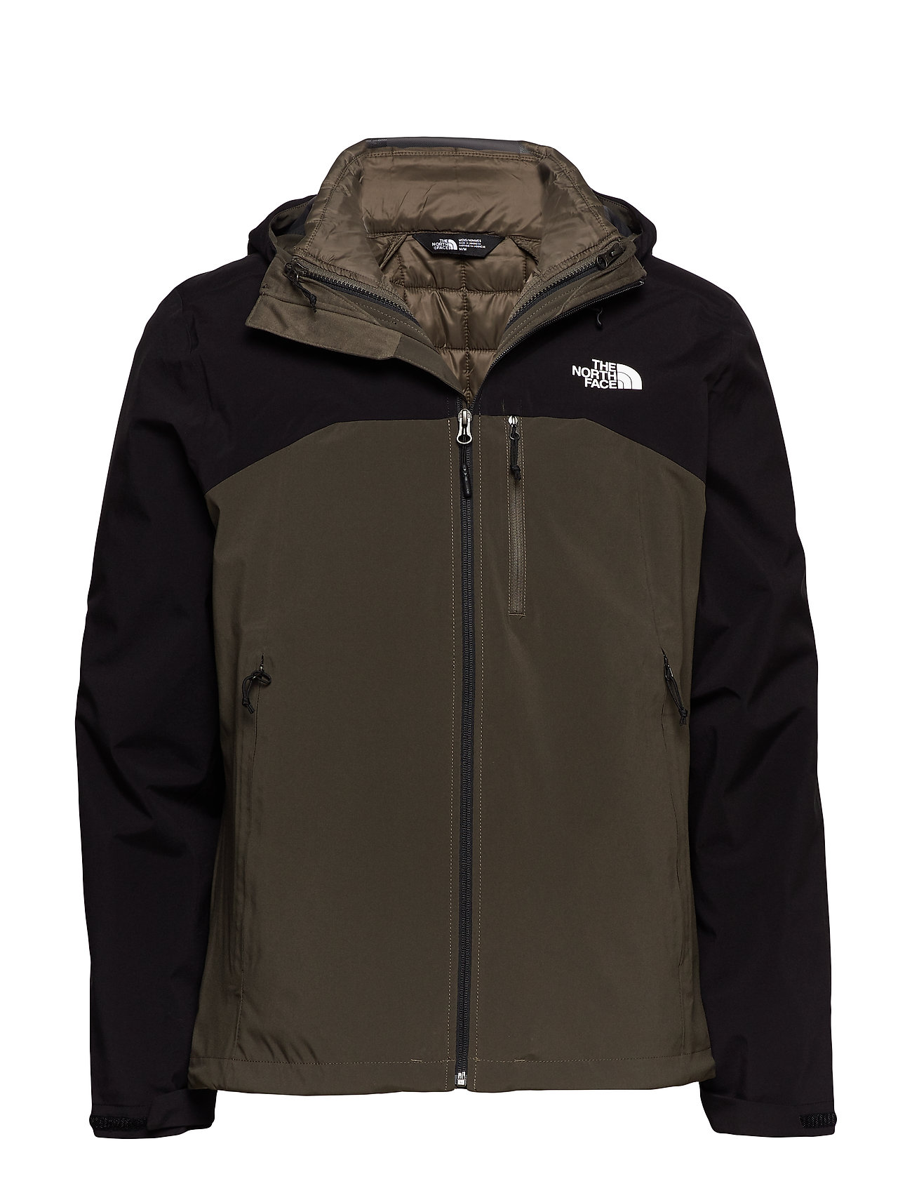 The North Face M THERMOBALL TRICLIM - NEW TAUPE GREEN