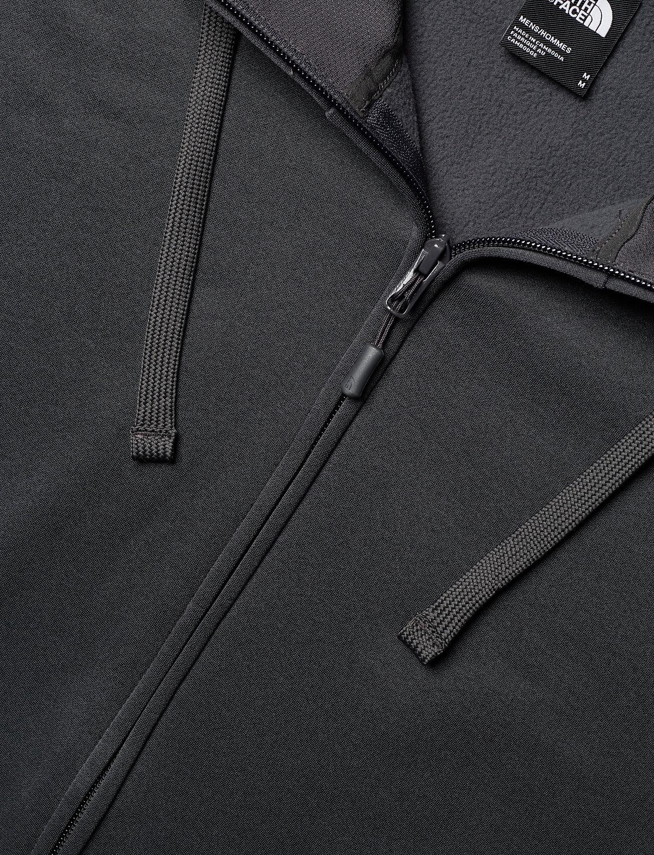 The North Face M SURGENT FZ HD - Sweatshirts TNFDARKGREYHTHR - Menn Klær