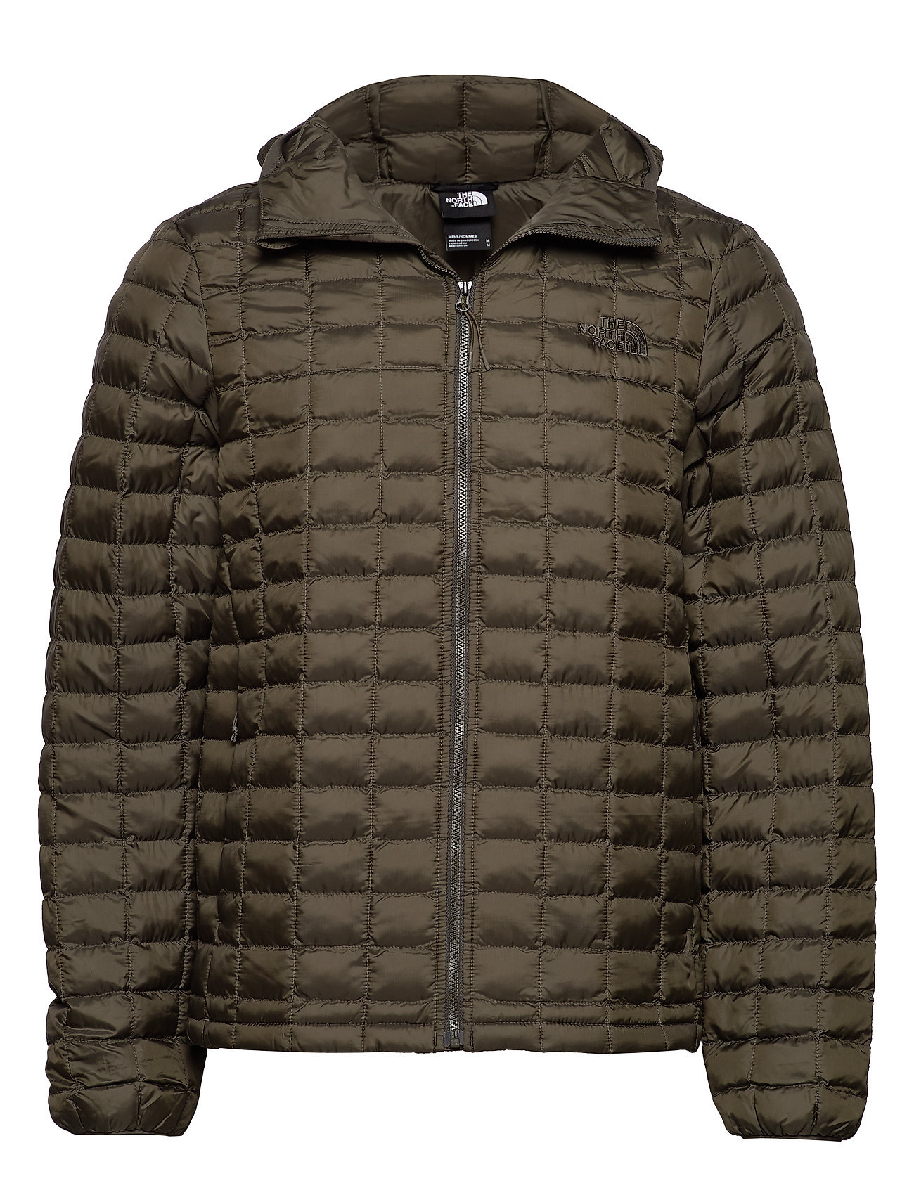 The North Face M THERMOBALL ECO HOO - NEW TAUPE GREEN