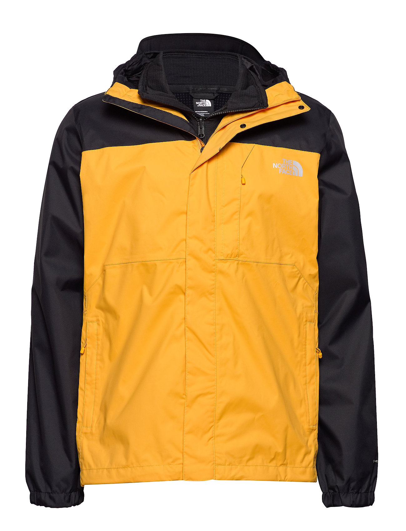 The North Face M QUEST TRICLIMATE J - TNF YELLOW/TNF