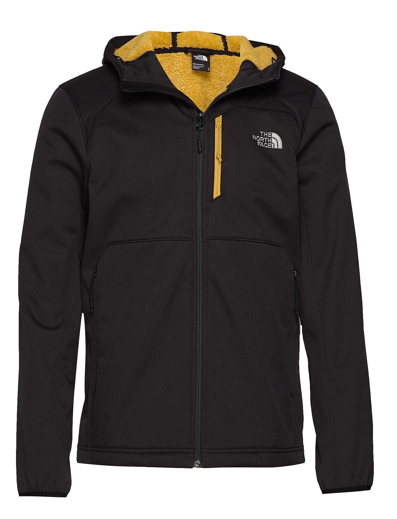The North Face M QUEST HOODED SOFTS - TNF BLACK