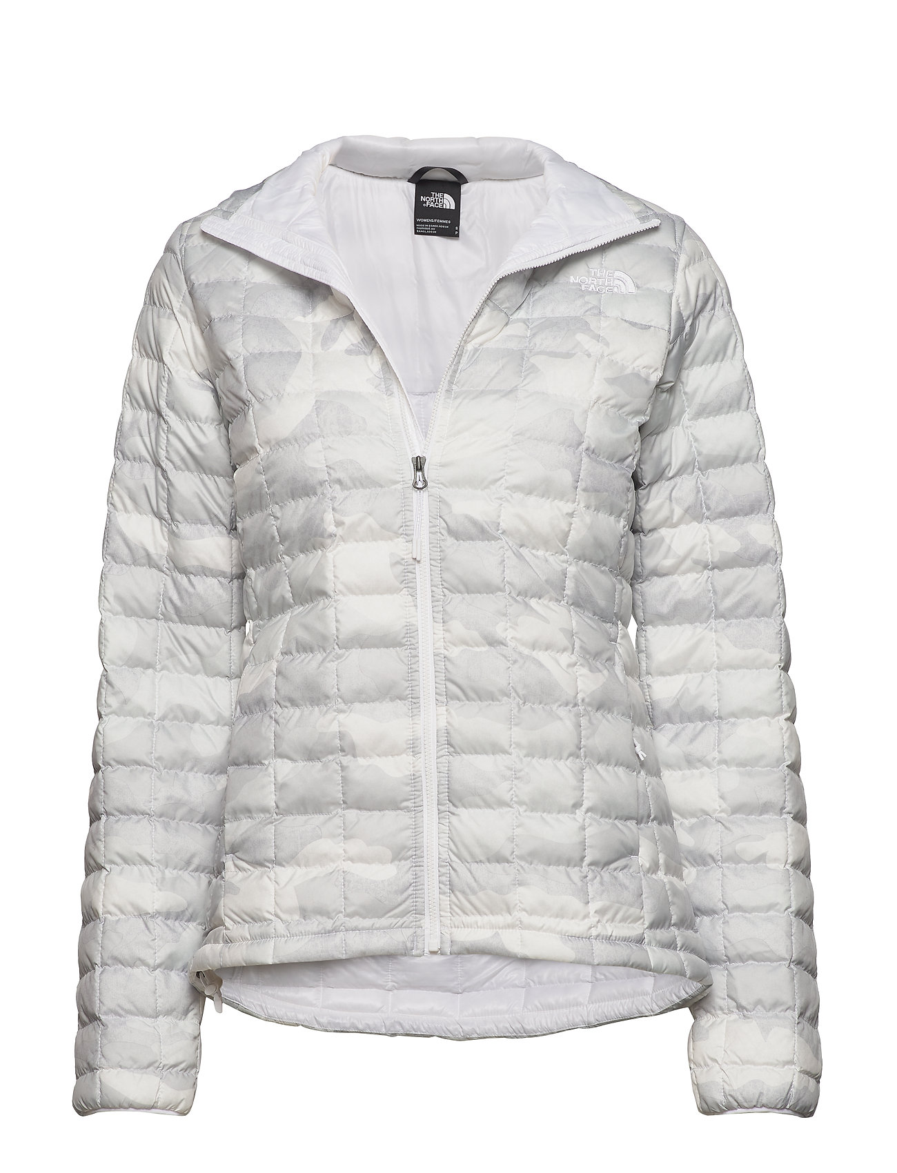 The North Face W THERMOBALL ECO JAC - TNF WHITE WAXED
