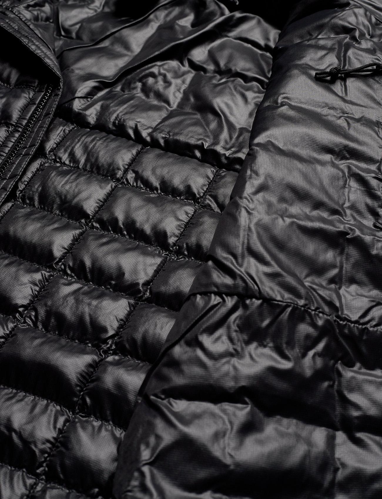 The North Face W THERMOBALL ECO HOO - Kurtki i Płaszcze TNF BLACK - Kobiety Odzież.