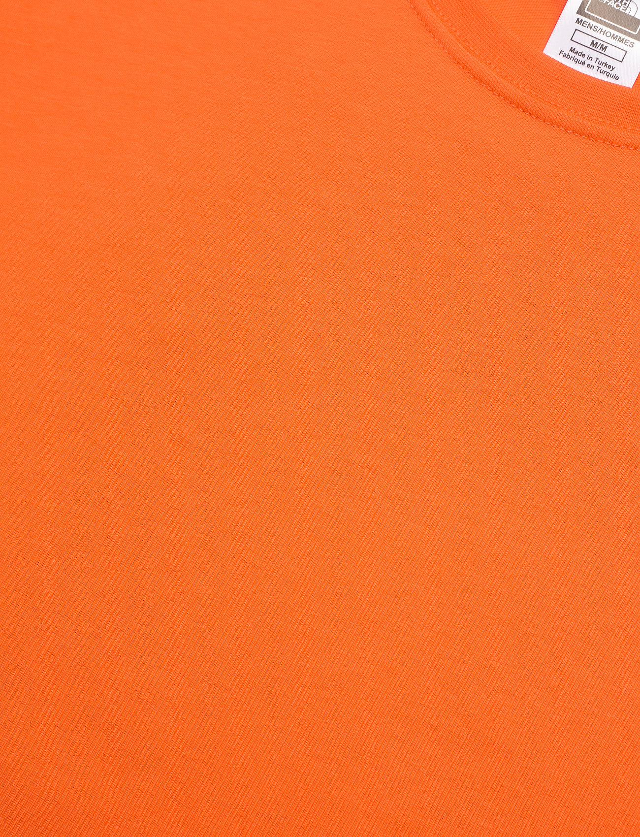 The North Face - M L/S RED BOX TEE - t-shirts à manches longues - flame - 1