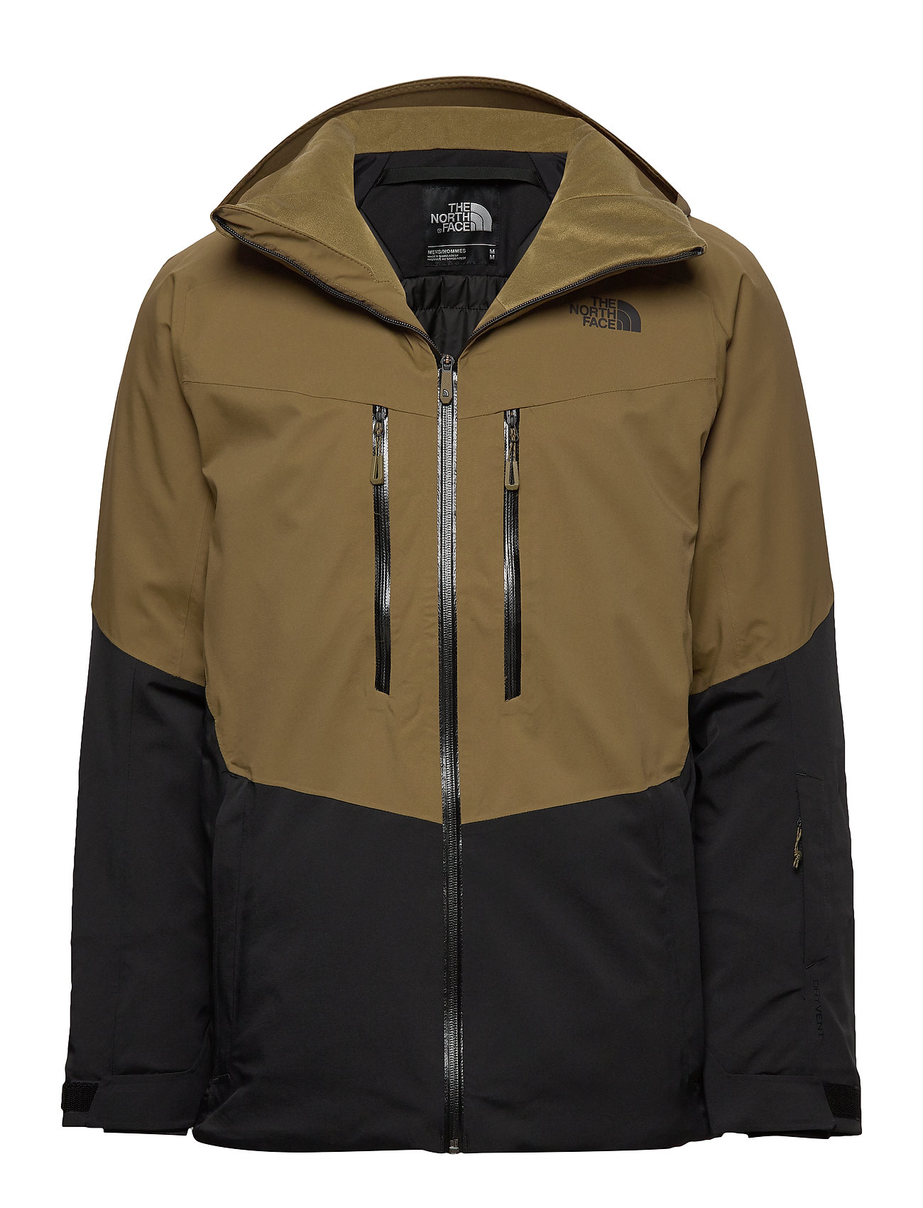 The North Face M CHAKAL JKT - OLIVE/BLACK
