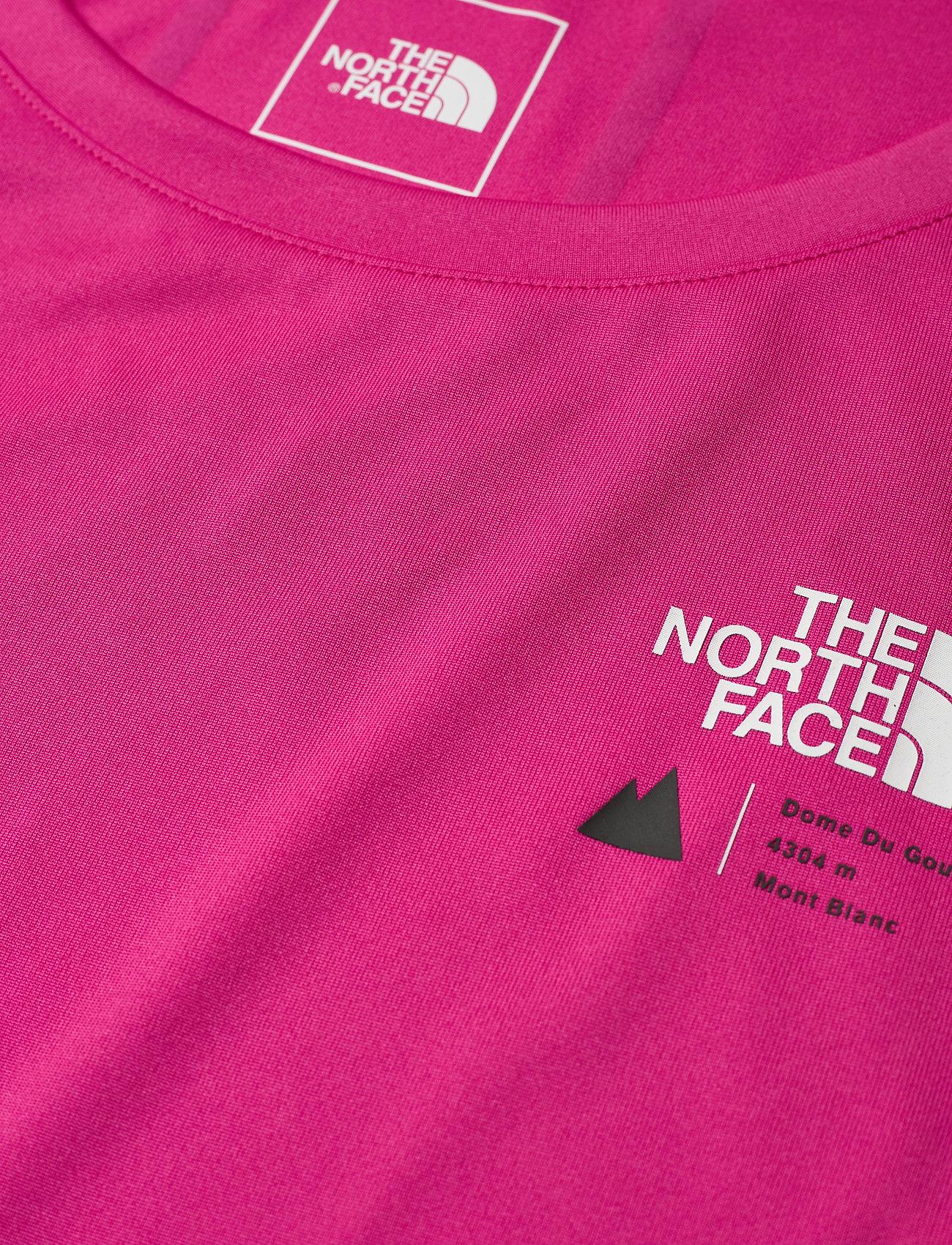 The North Face W GLACIER TANK - T-shirty i zopy MR. PINK - Kobiety Odzież.