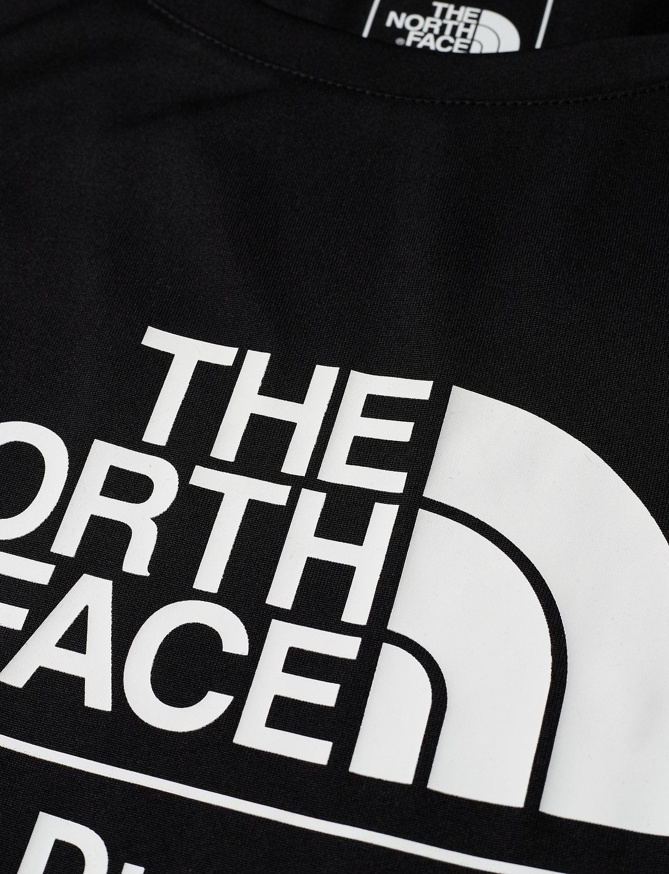 The North Face W GLACIER TANK - T-shirty i zopy TNF BLACK - Kobiety Odzież.
