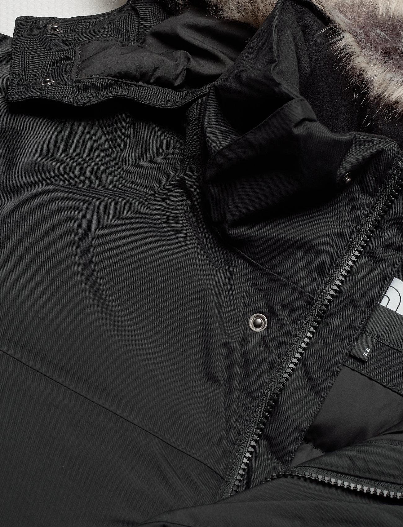 The North Face M REC MCMURDO JKT - Jakker og frakker TNF BLACK - Menn Klær