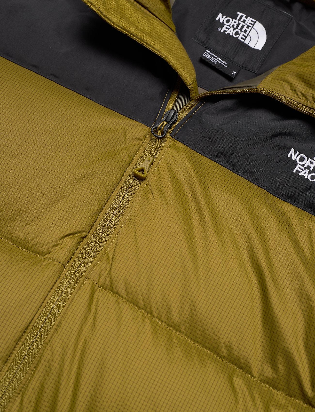 The North Face M DIABLO DWN JKT - Jakker og frakker FIR GREEN/TNF BLACK - Menn Klær