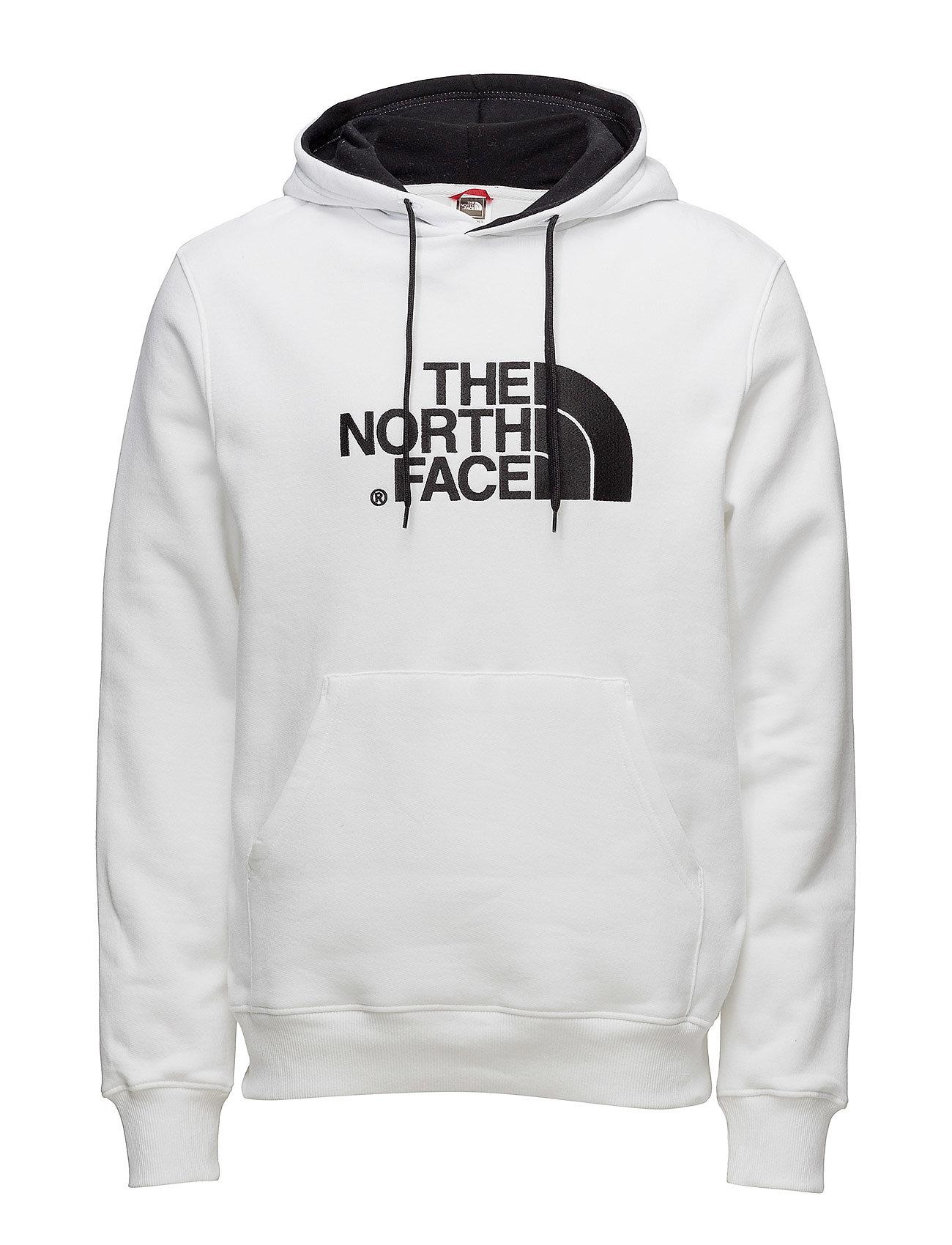 M Drew Peak Plv Hd Hoodie Trøje Sort The North Face