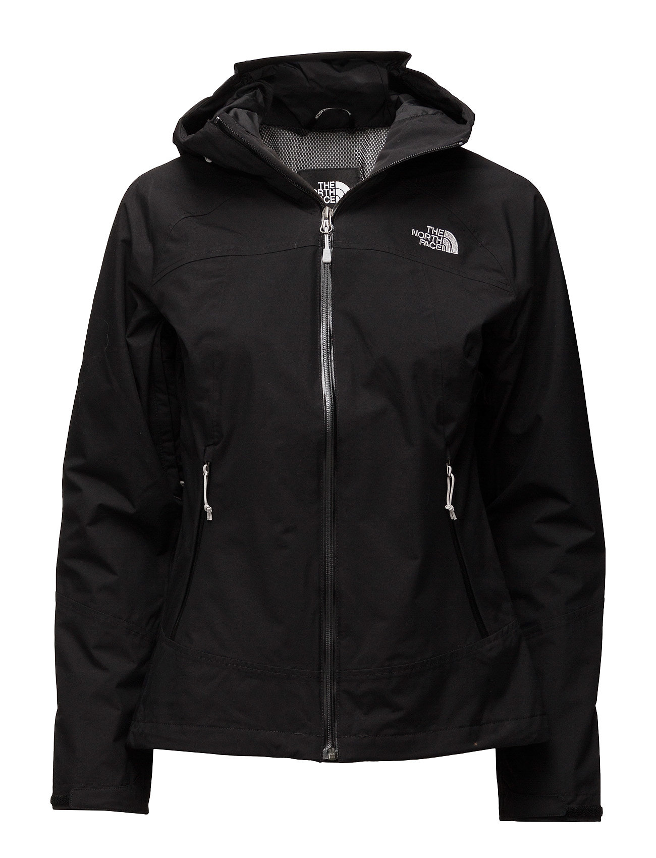 The North Face W STRATOS JACKET - TNF BLK/TNF BLK