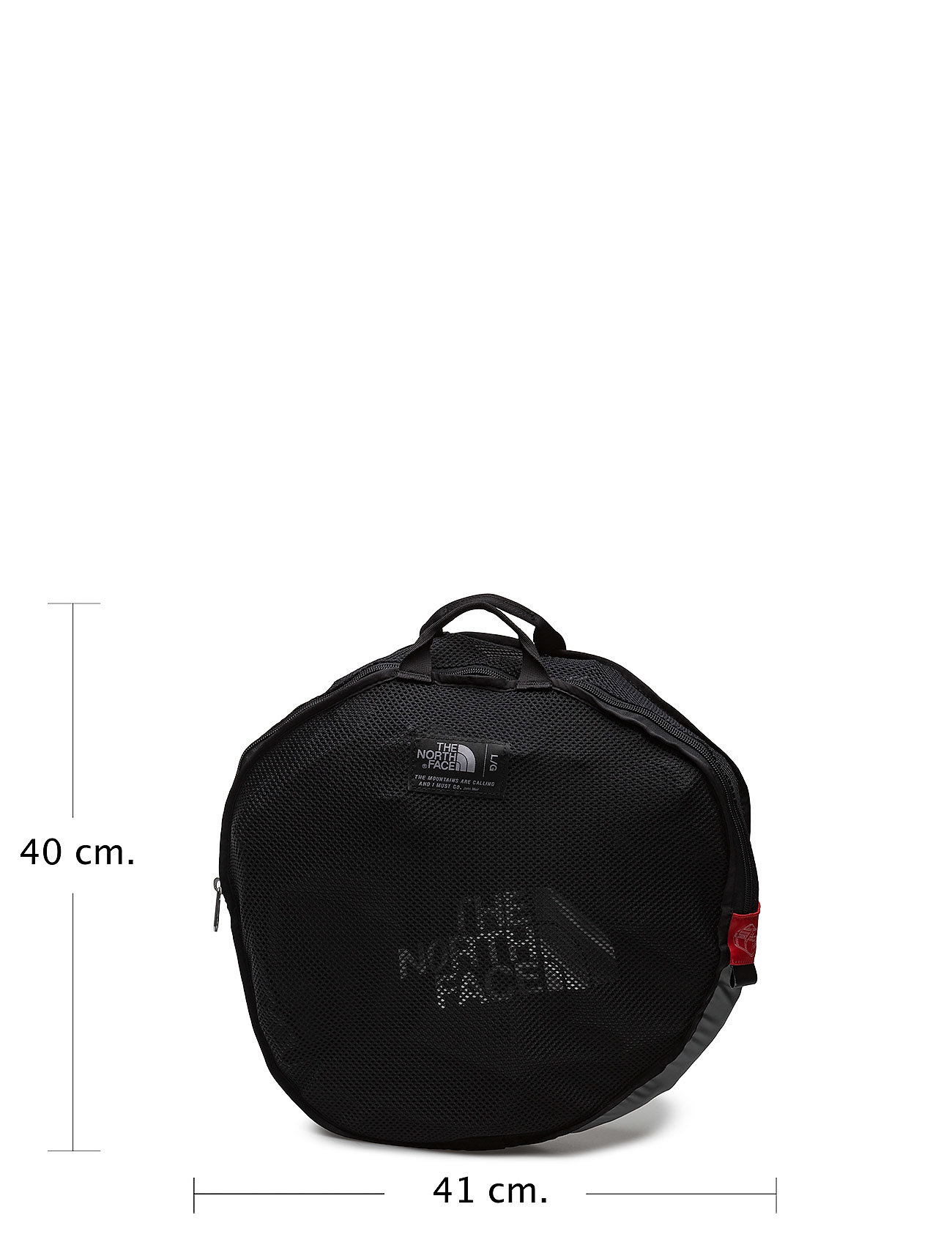 The North Face - BASE CAMP DUFFEL - L - salilaukut - tnf black - 0