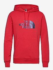 The North Face - M LT DREW PEAK PO HD - pulls a capuche - rococco red - 0