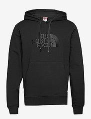 The North Face - M LT DREW PEAK PO HD - pulls a capuche - tnf black-tnf black - 0