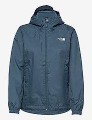The North Face - W QUEST JACKET - træningsjakker - monterey blue - 0