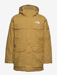 The North Face - M MCMURDO - down jackets - british khaki - 2