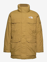 The North Face - M MCMURDO - down jackets - british khaki - 3
