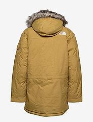 The North Face - M MCMURDO - down jackets - british khaki - 4