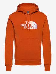 The North Face - M Drew Peak PLV HD - pulls a capuche - burnt ochre - 0