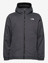 The North Face - M QUEST INSULATED JKT - vestes d'extérieur et de pluie - vanadisgyblkhtr - 0