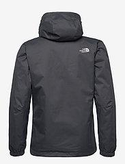 The North Face - M QUEST INSULATED JKT - vestes d'extérieur et de pluie - vanadisgyblkhtr - 1