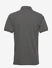 The North Face - M POLO PIQUET - polos à manches courtes - tnf medium grey heather (std)-tnf black - 1