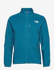 The North Face - M NIMBLE JACKET - vestes d'extérieur et de pluie - moroccan blue - 0