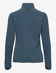 The North Face - W 100 GLACIER FULL ZIP - EU - fleece - monterey blue - 1